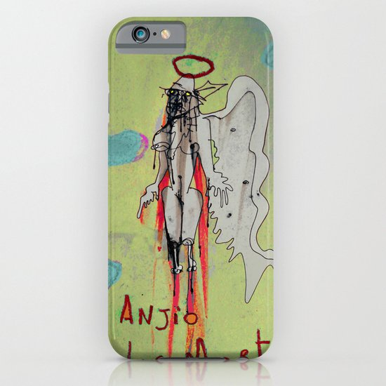 Angel of Death iPhone & iPod Case
