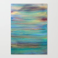 Abstract Painting 4 Canvas Print