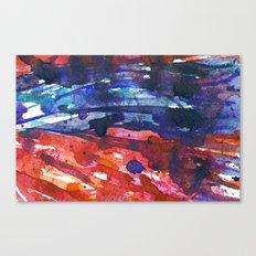 Aquarella Canvas Print