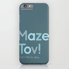 Mazel Tov! iPhone 6 Slim Case