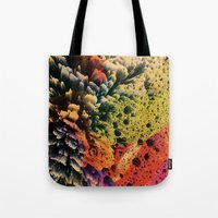 AQUART / PATTERN SERIES 007 Tote Bag