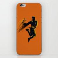 Basketball  iPhone & iPod Skin
