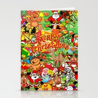 In Christmas Melt Into T… Stationery Cards