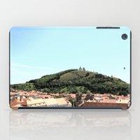 Church on a Hill iPad Case