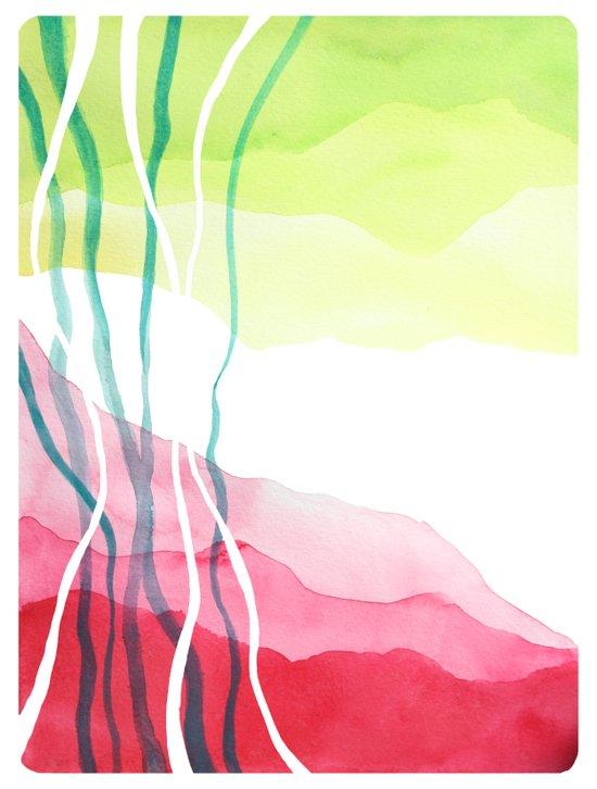 A Little Bit Closer to You Art Print
