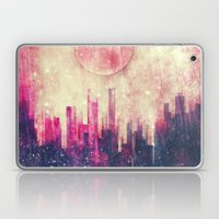 Mysterious city Laptop & iPad Skin