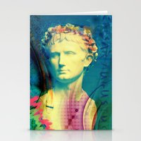 Caesar Augustus Stationery Cards