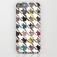 Houndstooth iPhone 6 Slim Case