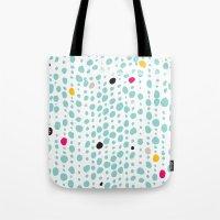 DOTS & LOOPS Tote Bag
