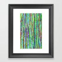 PixelDrifts1 Framed Art Print