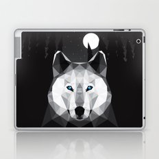 The Tundra Wolf Laptop & iPad Skin