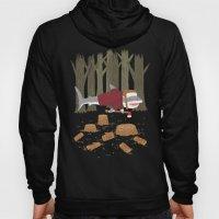 LumberJack Shark Hoody