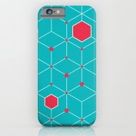Griddy Pattern iPhone 6 Slim Case