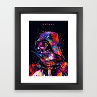 Father Framed Art Print