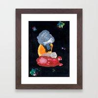 Usloaf Framed Art Print
