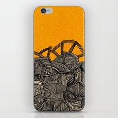 - barricades - iPhone & iPod Skin
