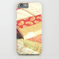 iPhone & iPod Case featuring She Has Stories For Days by Elizabeth Blevins