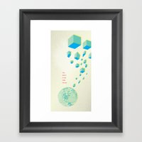 This World Is Not Your P… Framed Art Print
