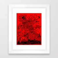 Future Generations Framed Art Print