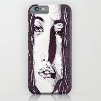 ??? Girl iPhone 6 Slim Case