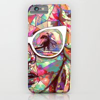 iPhone & iPod Case featuring Sun Glasses In a Summer Sun by Ben Geiger