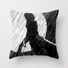 Death dealer Throw Pillow