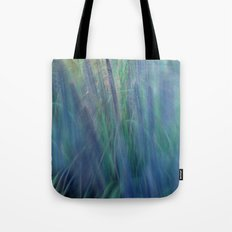 Blugreen Grasses Tote Bag