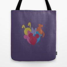 Disney Ballons Parade Tote Bag