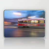 Steel in Motion Laptop & iPad Skin