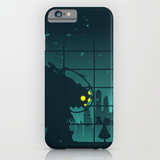 Come on, Mr. Bubbles! iPhone & iPod Case