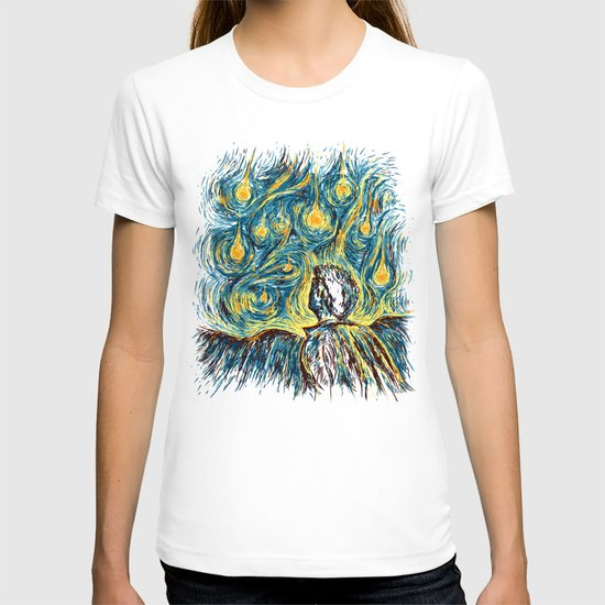 Angels, They're Falling T-shirt