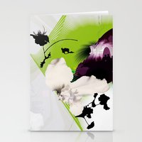 Fluctuating Stationery Cards