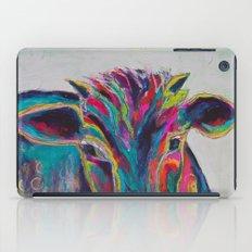 Texas Cow iPad Case