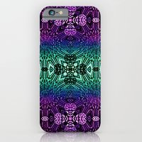 iPhone & iPod Case featuring Meditative Garden by TheLadyDaisy