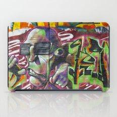 Bristol Graffiti 02 iPad Case