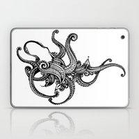 Henna Octopus  Laptop & iPad Skin