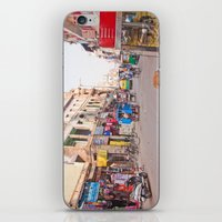 India New Delhi Paharganj 5489 iPhone & iPod Skin