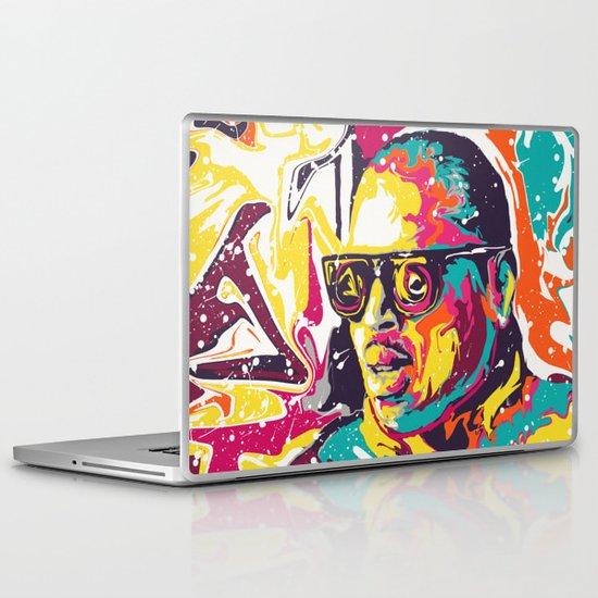 Chris Brown Laptop & iPad Skin