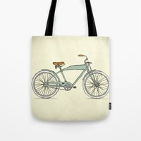 Retro-bicycles (1903) Tote Bag