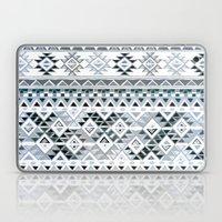 GEO TRIBAL N. // GRAY VE… Laptop & iPad Skin