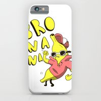 iPhone & iPod Case featuring Bronana  by derekpants