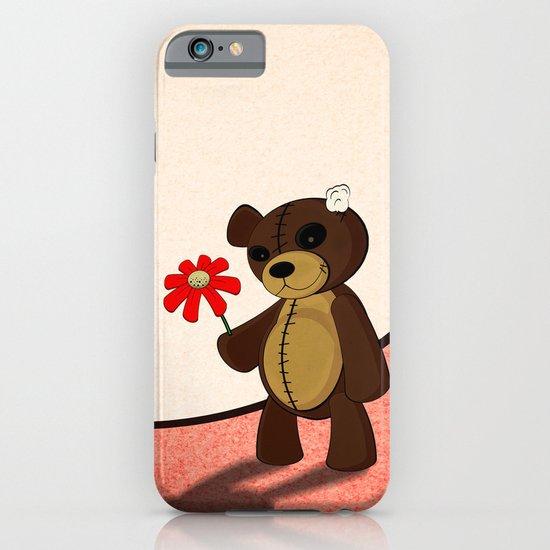 Sweet teddy iPhone & iPod Case