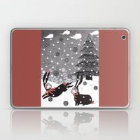 Snow Carnival Laptop & iPad Skin