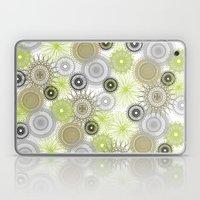Modern Spiro Art #6 Laptop & iPad Skin