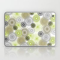 Modern Spiro Art #6 Laptop & iPad Skin