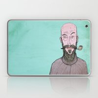 The Hipster Laptop & iPad Skin