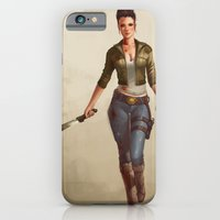 iPhone & iPod Case featuring Grace by Kelly Perry