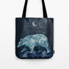 The Great Bear Tote Bag