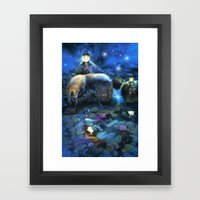 The Fable Keepers Framed Art Print