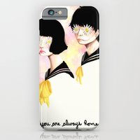 You Are Always Home iPhone 6 Slim Case